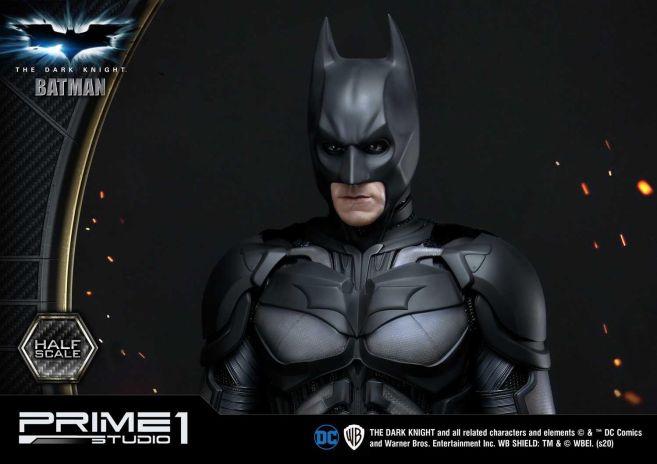 Prime 1 Studio - The Dark Knight - Batman -1-2 Scale - 74