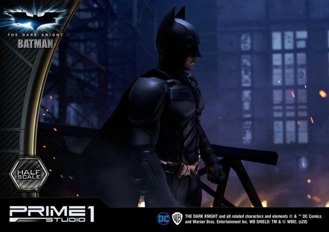 Prime 1 Studio - The Dark Knight - Batman -1-2 Scale - 75