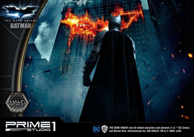 Prime 1 Studio - The Dark Knight - Batman -1-2 Scale - 78
