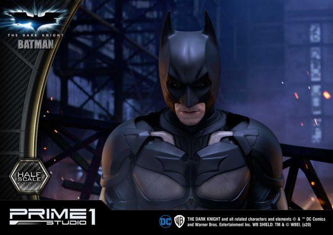 Prime 1 Studio - The Dark Knight - Batman -1-2 Scale - 80