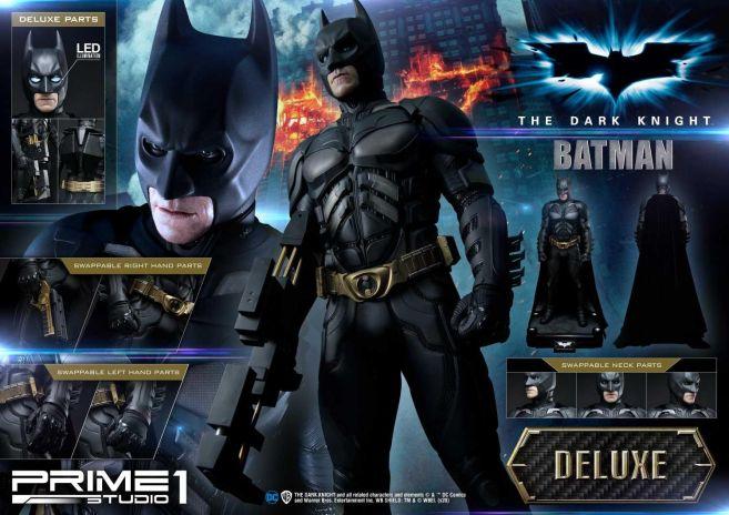 Prime 1 Studio - The Dark Knight - Batman -1-2 Scale - 87