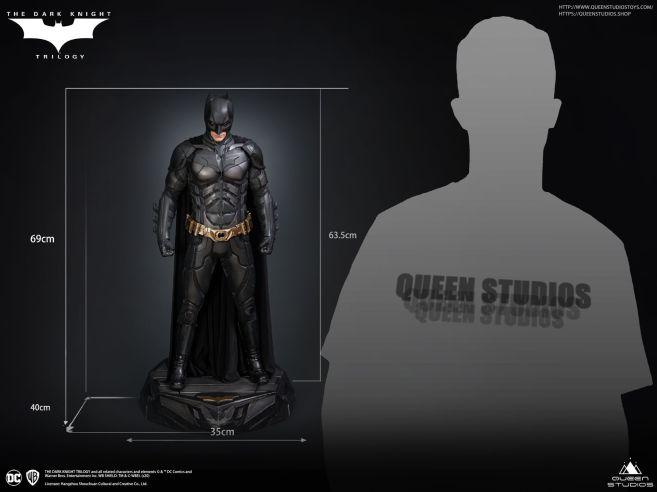 Queen Studios - Dark Knight - Batman - 1-3 Scale - 21