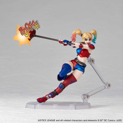 Amazing Yamaguchi - Revoltech - Harley Quinn - Ver 2 - 02