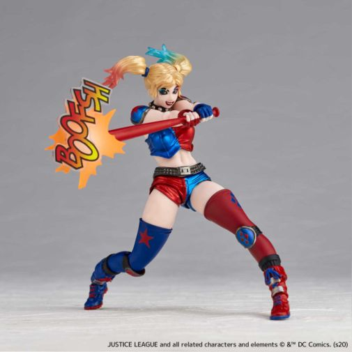 Amazing Yamaguchi - Revoltech - Harley Quinn - Ver 2 - 05