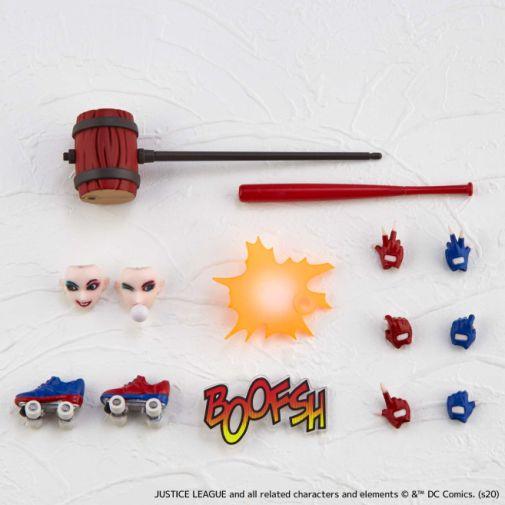 Amazing Yamaguchi - Revoltech - Harley Quinn - Ver 2 - 14