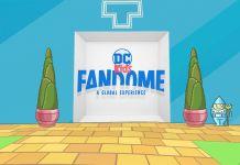 DC Kids FanDome Logo