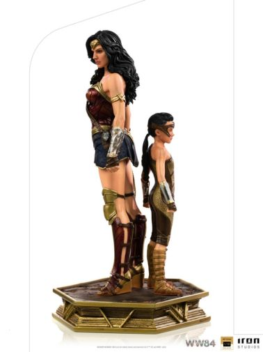 Iron Studios - DC Comics - Wonder Woman 1984 - Evolution of Wonder Woman - 11