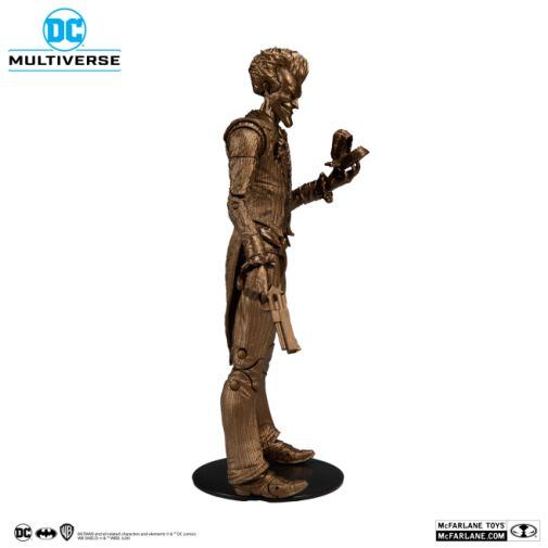 McFarlane Toys - Platinum Edition - Arkham Asylum Joker Bronze Edition - 04