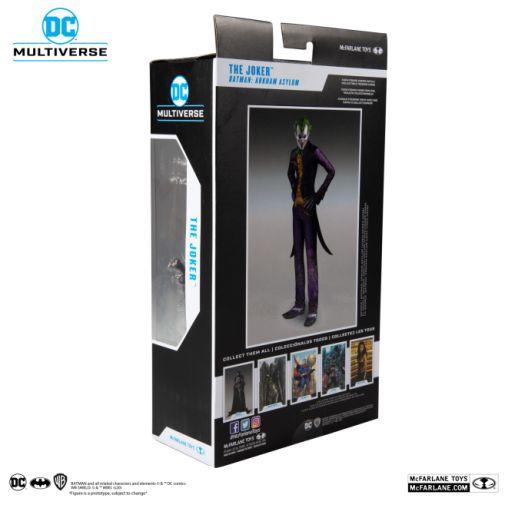 McFarlane Toys - Platinum Edition - Arkham Asylum Joker Bronze Edition - 10