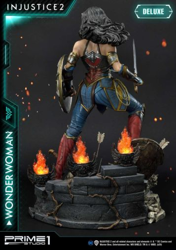 Prime 1 Studio - Injustice 2 - Wonder Woman - Deluxe - 14