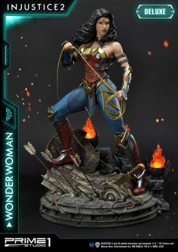 Prime 1 Studio - Injustice 2 - Wonder Woman - Deluxe - 15