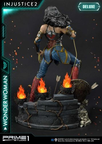 Prime 1 Studio - Injustice 2 - Wonder Woman - Deluxe - 16