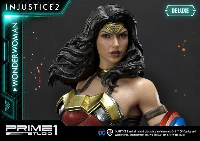 Prime 1 Studio - Injustice 2 - Wonder Woman - Deluxe - 20