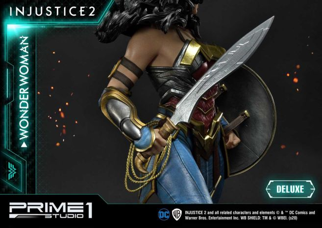 Prime 1 Studio - Injustice 2 - Wonder Woman - Deluxe - 33