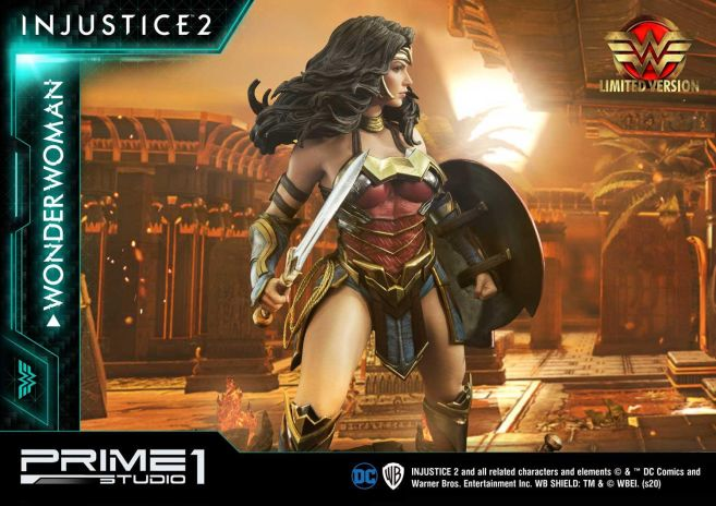 Prime 1 Studio - Injustice 2 - Wonder Woman - Limited - 05