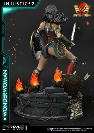 Prime 1 Studio - Injustice 2 - Wonder Woman - Limited - 08