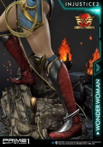 Prime 1 Studio - Injustice 2 - Wonder Woman - Limited - 13