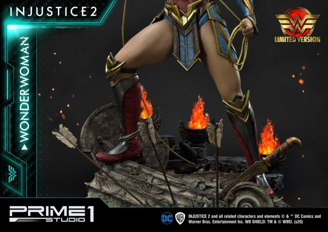 Prime 1 Studio - Injustice 2 - Wonder Woman - Limited - 14