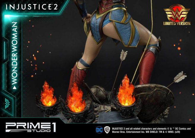 Prime 1 Studio - Injustice 2 - Wonder Woman - Limited - 15