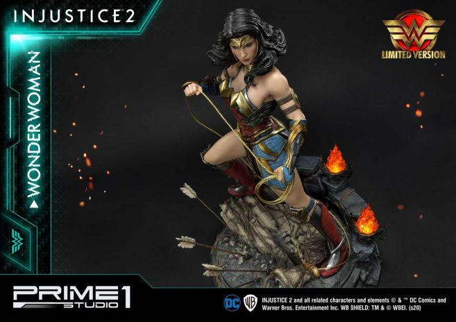 Prime 1 Studio - Injustice 2 - Wonder Woman - Limited - 16