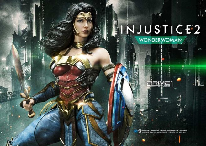 Prime 1 Studio - Injustice 2 - Wonder Woman - Standard - 01