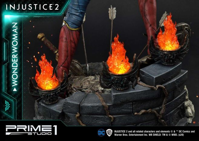 Prime 1 Studio - Injustice 2 - Wonder Woman - Standard - 22