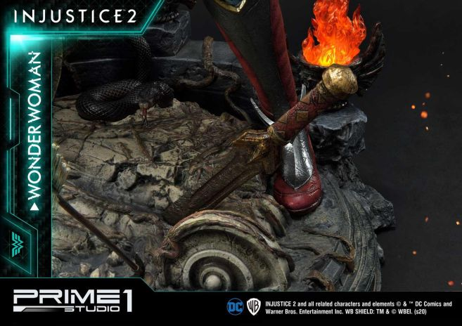 Prime 1 Studio - Injustice 2 - Wonder Woman - Standard - 23