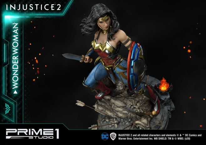 Prime 1 Studio - Injustice 2 - Wonder Woman - Standard - 27