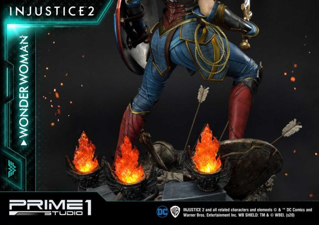 Prime 1 Studio - Injustice 2 - Wonder Woman - Standard - 30