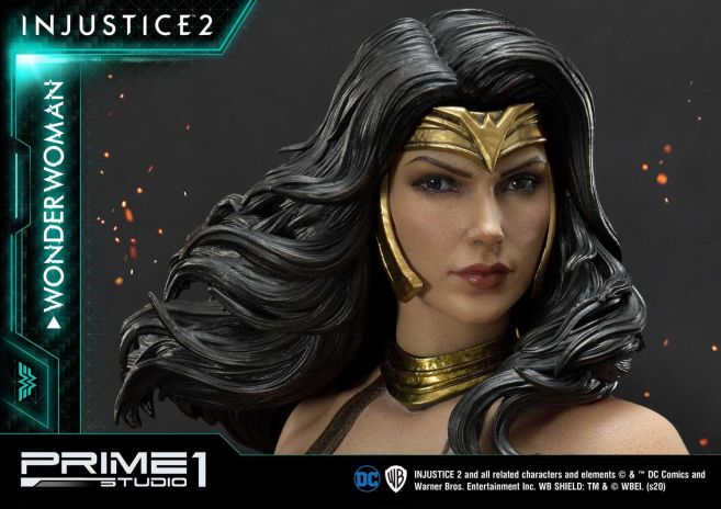 Prime 1 Studio - Injustice 2 - Wonder Woman - Standard - 37