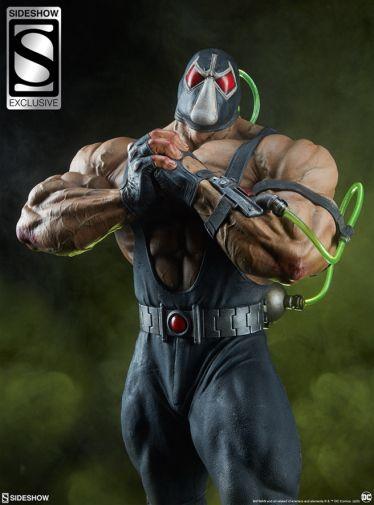 Sideshow - DC - Bane Maquette - 27