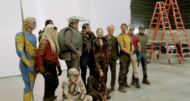 The Suicide Squad - 2022 - Behind the Scenes Video - 28