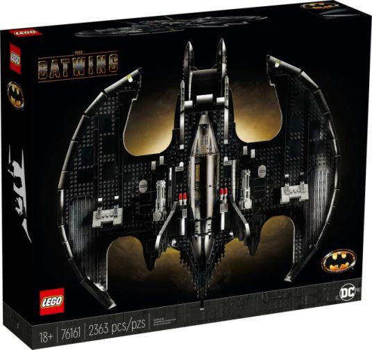 76161 - LEGO - Batman 1989 - Batwing - 02