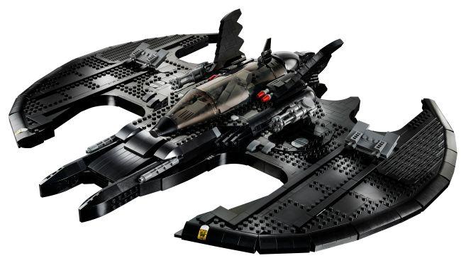 76161 - LEGO - Batman 1989 - Batwing - 03