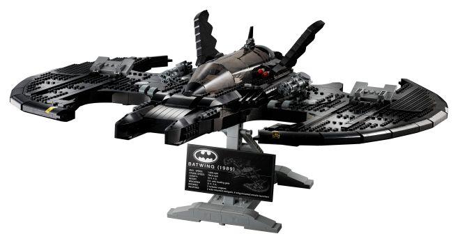 76161 - LEGO - Batman 1989 - Batwing - 04