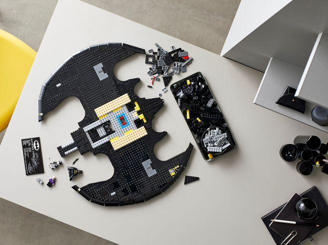 76161 - LEGO - Batman 1989 - Batwing - 17