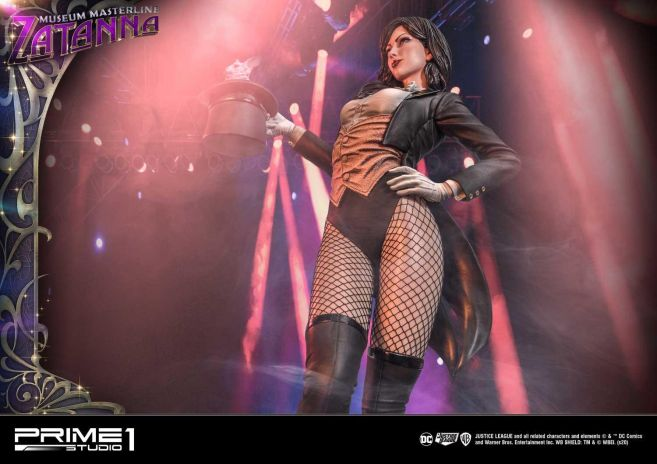 Prime 1 Studio - Justice League Dark - Zatanna - 08