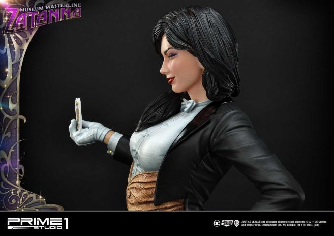 Prime 1 Studio - Justice League Dark - Zatanna - 42