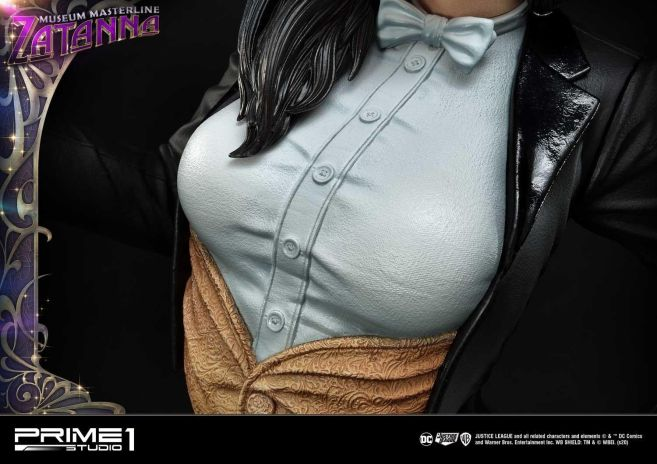 Prime 1 Studio - Justice League Dark - Zatanna - 50