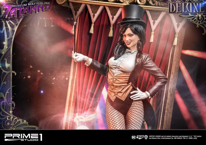 Prime 1 Studio - Justice League Dark - Zatanna - Deluxe - 10