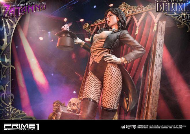 Prime 1 Studio - Justice League Dark - Zatanna - Deluxe - 12