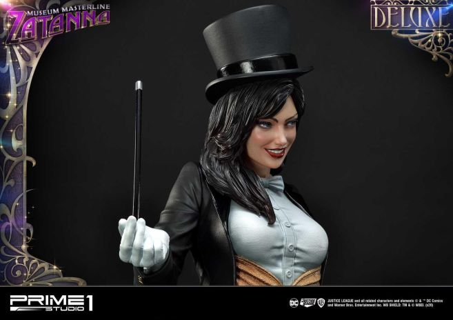 Prime 1 Studio - Justice League Dark - Zatanna - Deluxe - 37