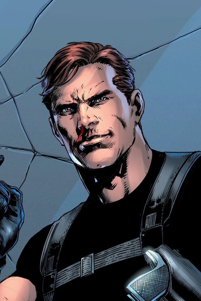 Maxwell Lord - Comics