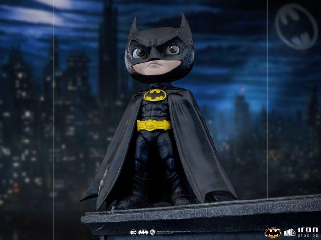 Iron Studios - Minico - Batman 1989 - Batman - 01