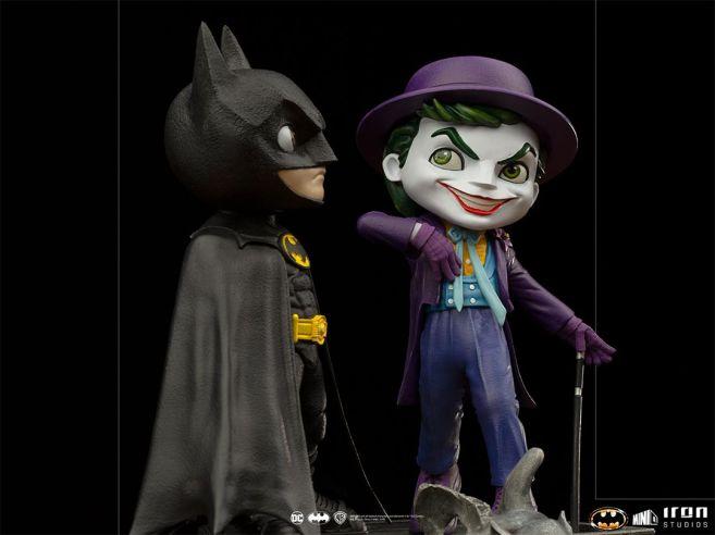 Iron Studios - Minico - Batman 1989 - Batman - 11