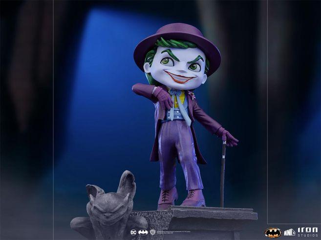 Iron Studios - Minico - Batman 1989 - Joker - 01
