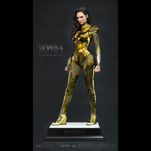 JND Studios - Wonder Woman 1984 - Golden Armor - Black Background - 07