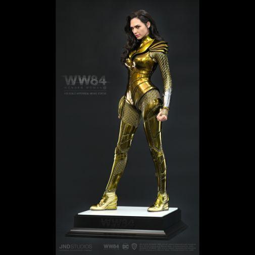 JND Studios - Wonder Woman 1984 - Golden Armor - Black Background - 09