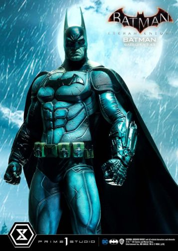 Prime 1 Studio - Batman Arkham Knight - Batman Batsuit V743 - 01