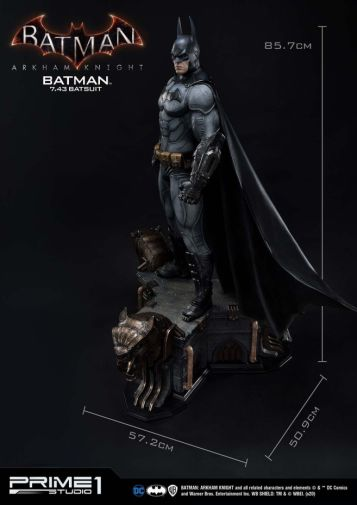 Prime 1 Studio - Batman Arkham Knight - Batman Batsuit V743 - 21